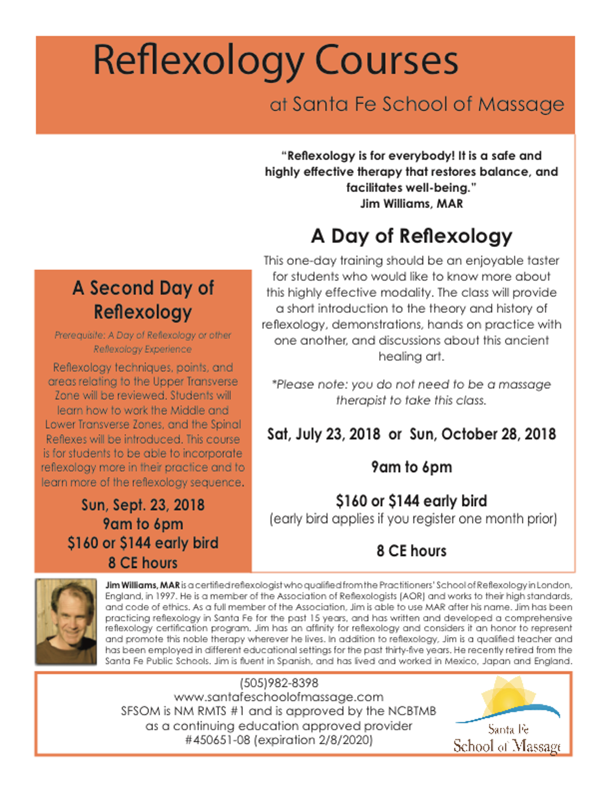 Learning Reflexology A Day Of Reflexology Certification Program
